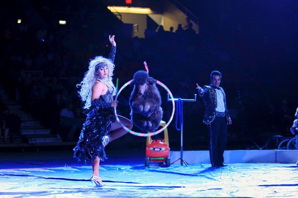 The Galaxy Circus