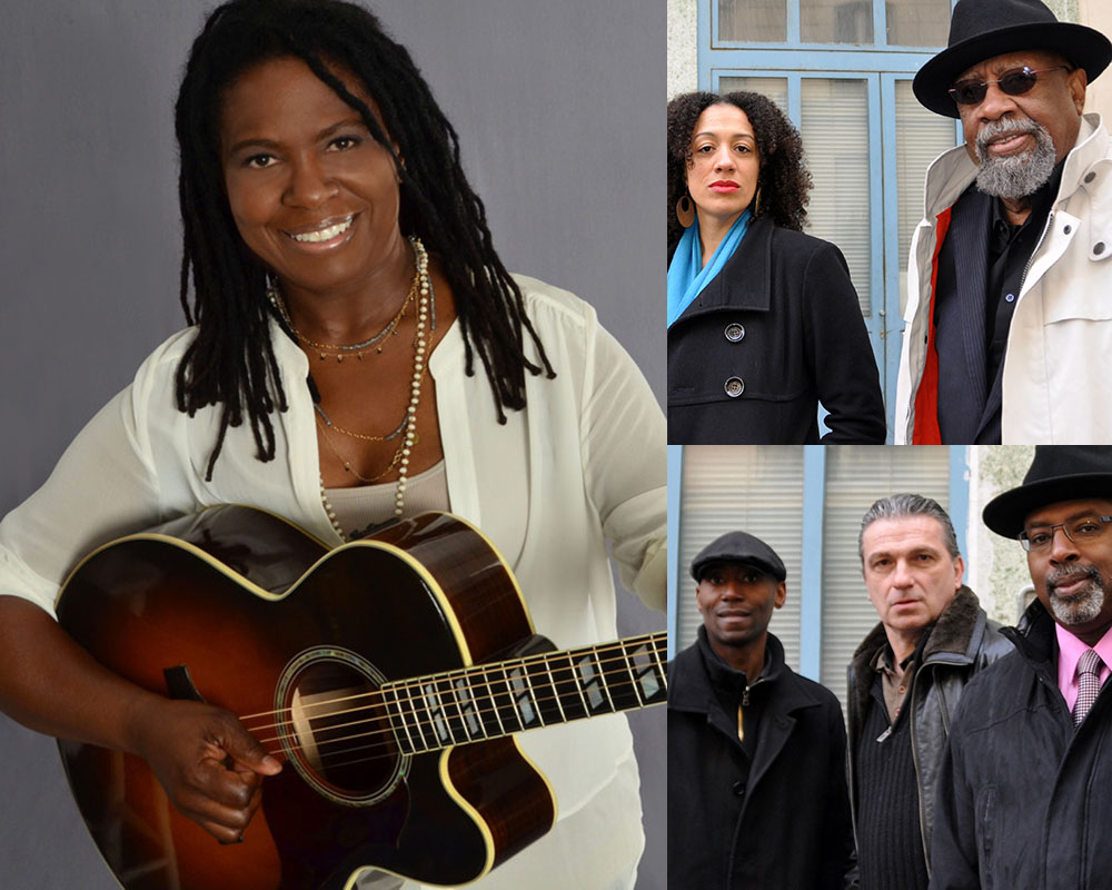 Ruthie Foster and the Heritage Blues Orchestra Quintet
