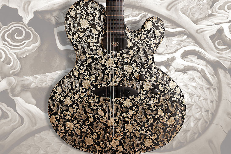 The Eisner Guitar Collection