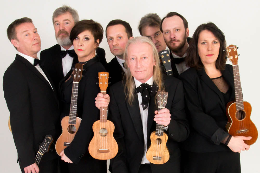 George Hinchliffe's Ukulele Orchestra of Great Britain