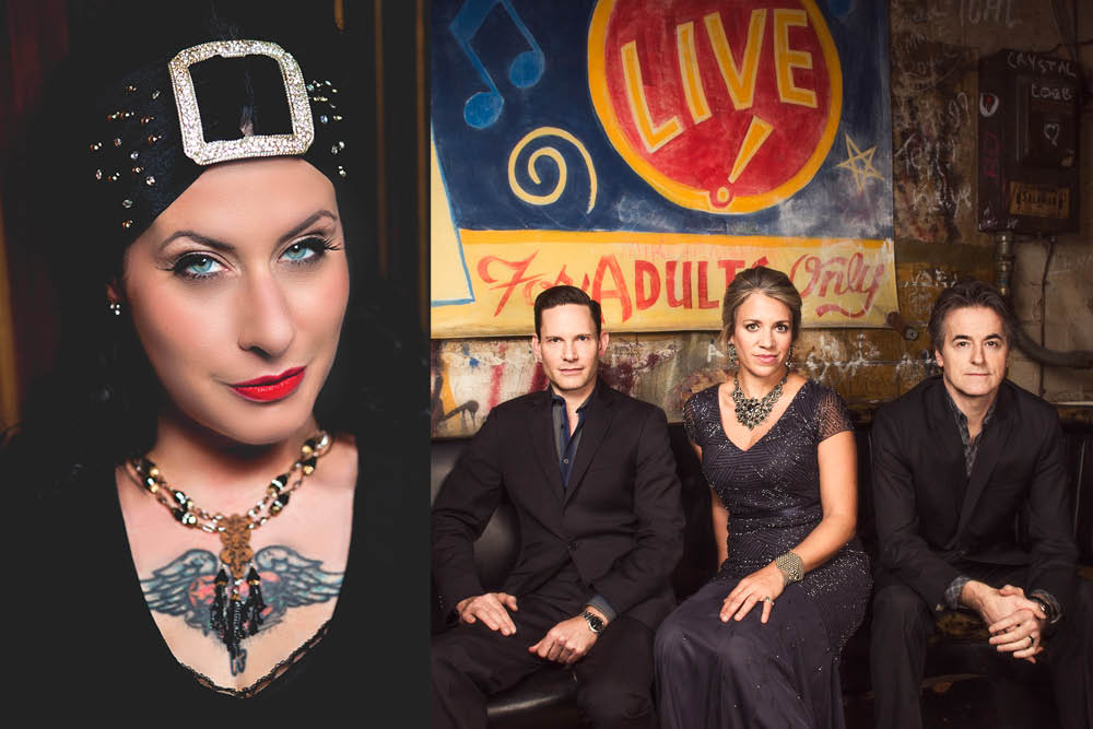 The Finest Hour: Davina & The Vagabonds  and Hot Club of Cowtown