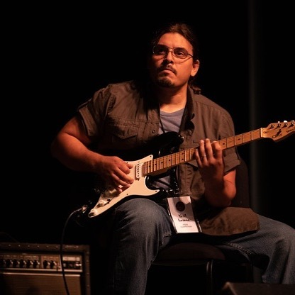 Rock 3rd Place: Yeril Lozano