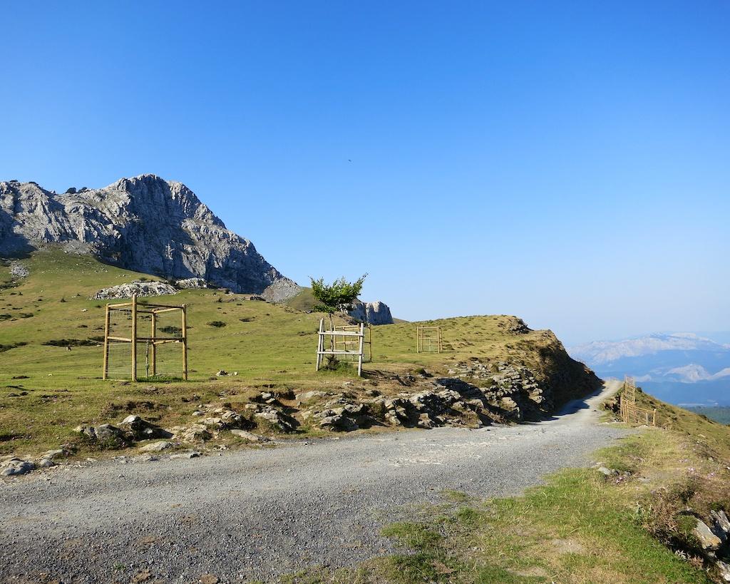 Atxular's Eye Hike into the Itxina Spain
