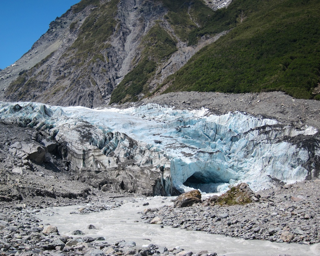 Visiting Fox Glacier New Zealand www.glutenfreetravelette.com