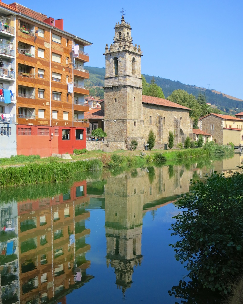 Basque Country Balmaseda Tower