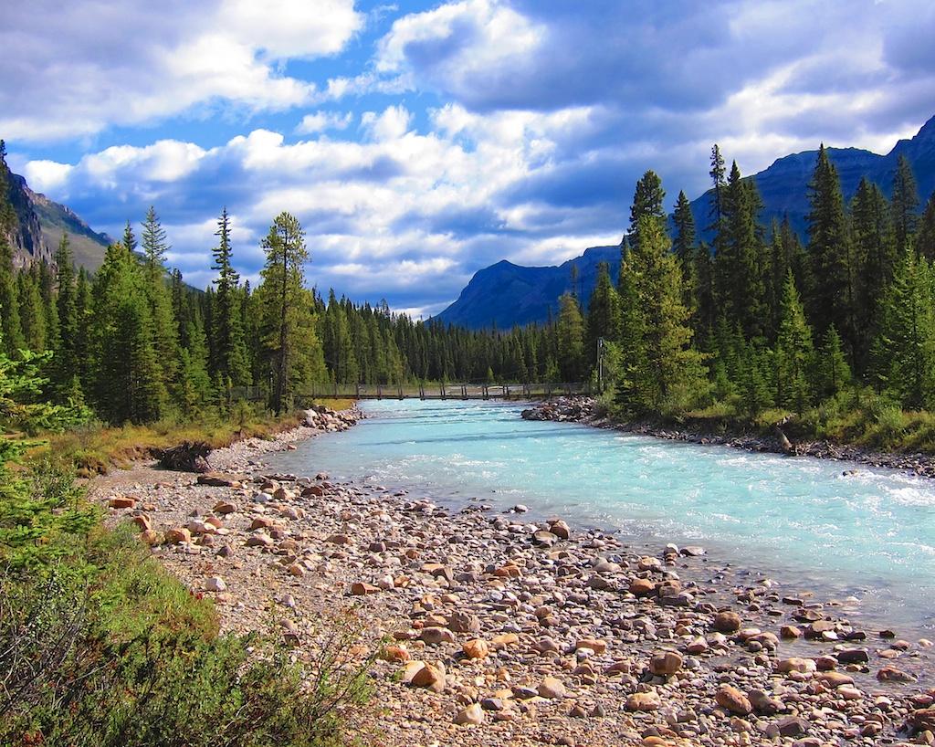 Camping Road Trip Itinerary Kootenay National Park