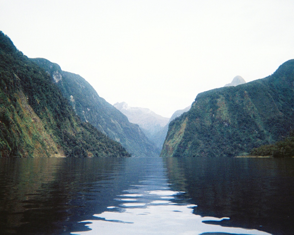 New Zealand Itinerary Doubtful Sound www.glutenfreetravelette.com