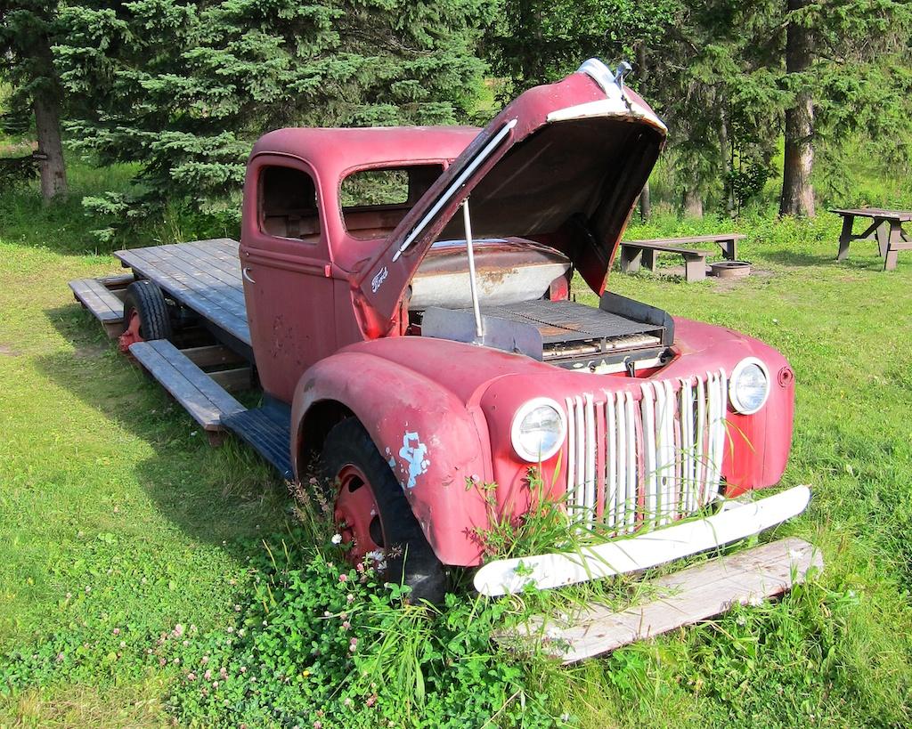 Mount Robson Shadows Campground British Columbia www.glutenfreetravelette.com