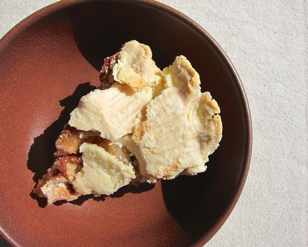 Gluten and Sugar Free Apple Pie