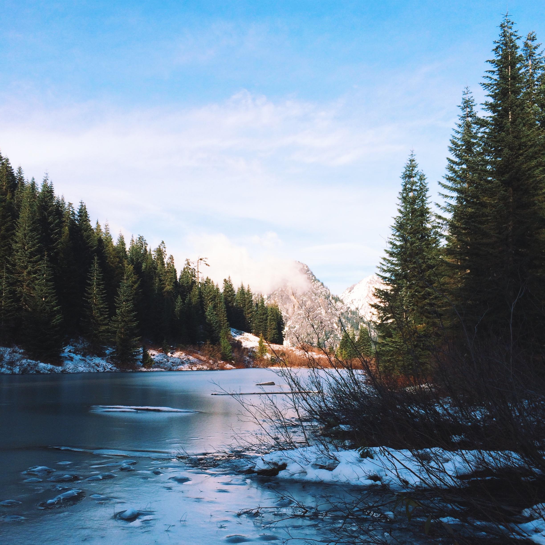 Beaver Lake, Washington Cascades
