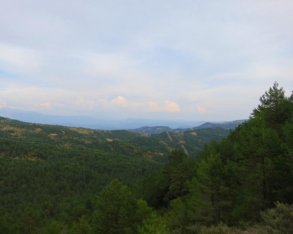 On The Road in Northern Aragón, Spain
