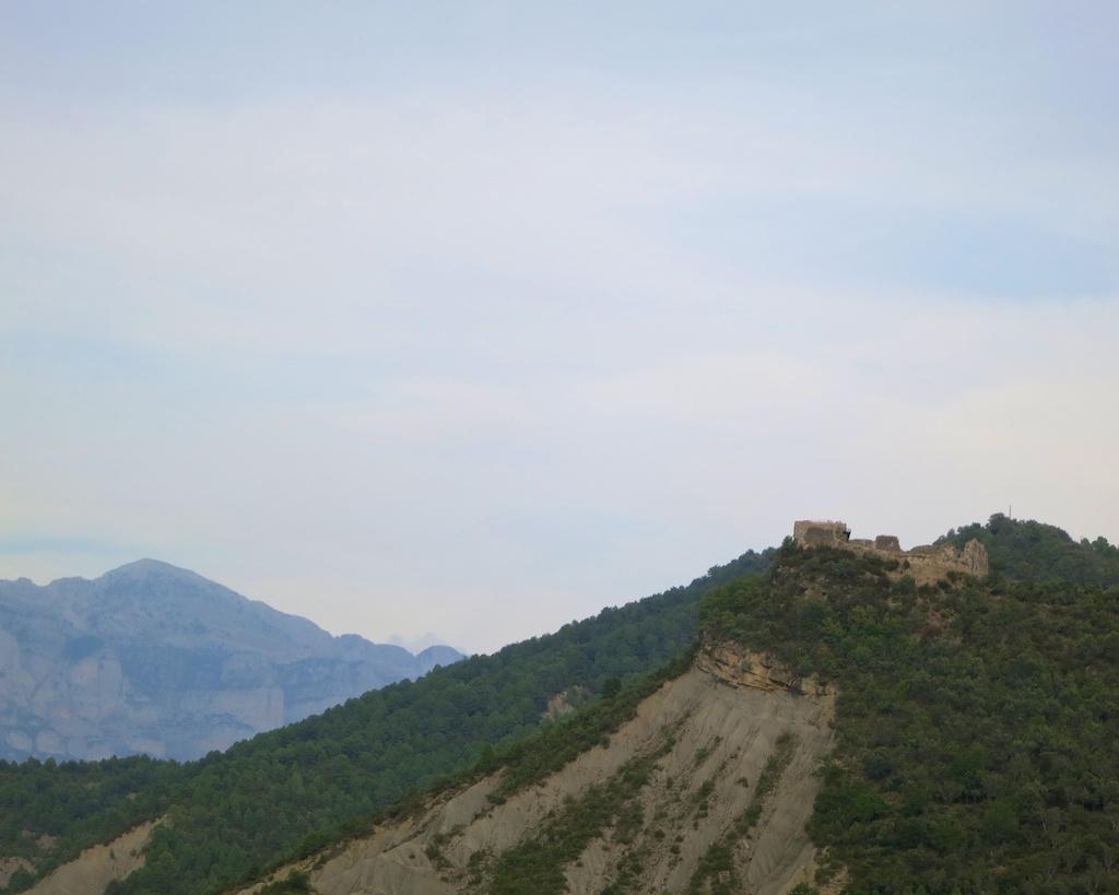 On The Road in NorthernAragón, Spain