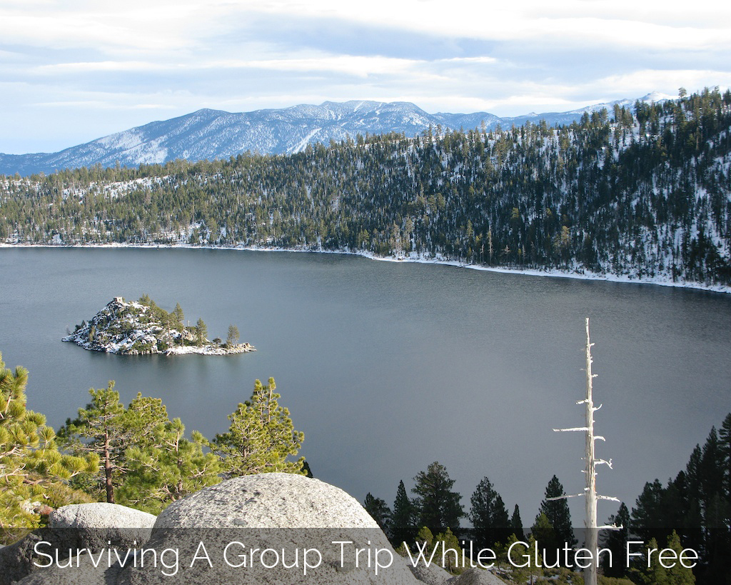 Surviving A Group Trip While Gluten Free