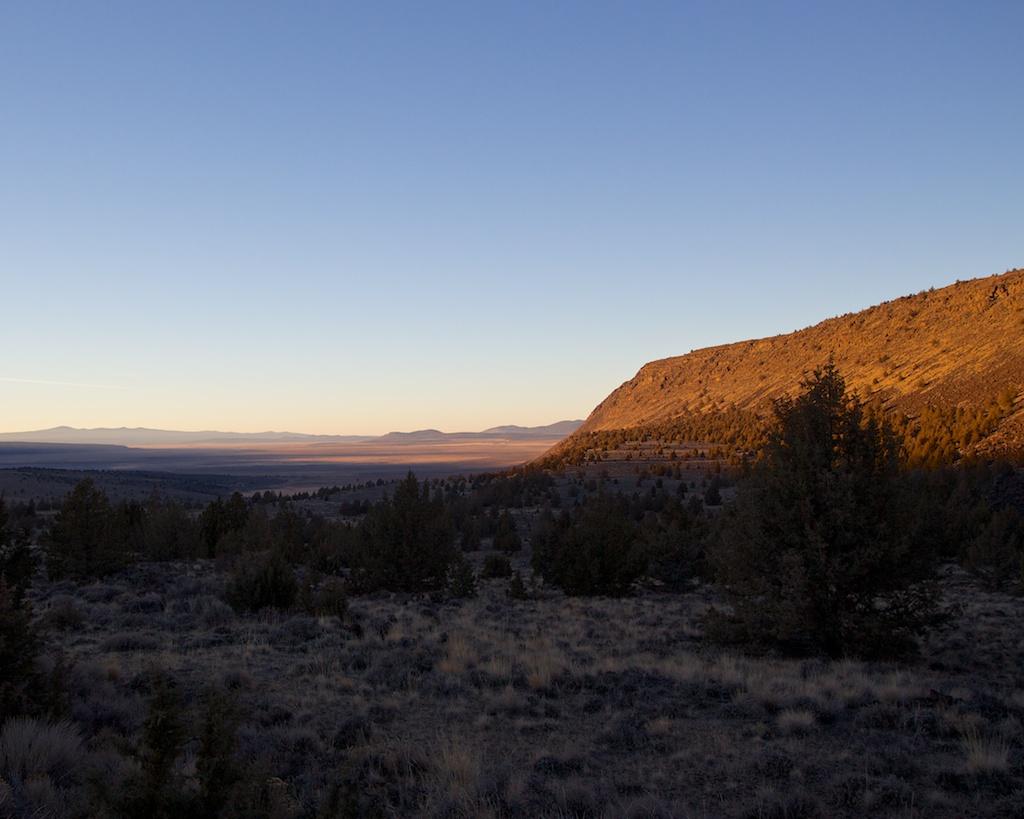 Oregon Outback Sunset