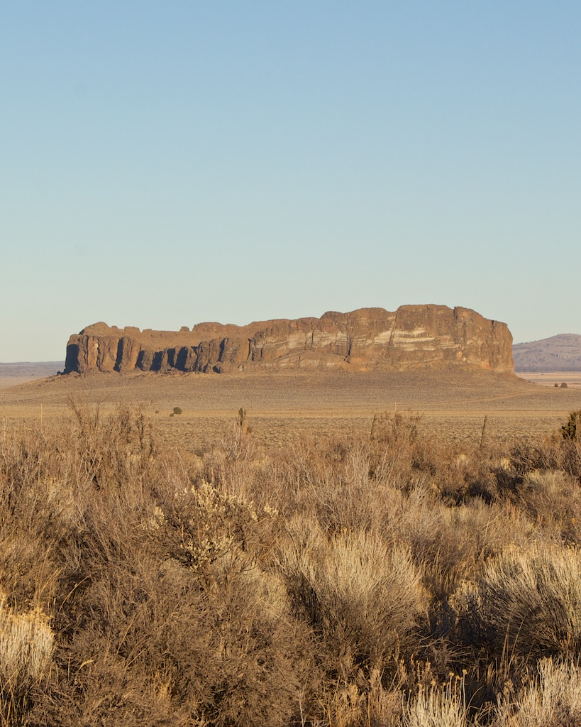 Oregon Outback Fort Rock