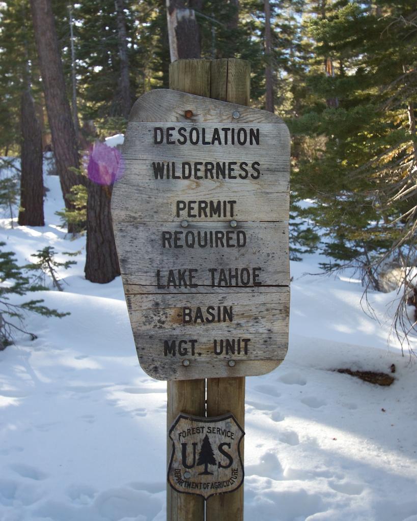 Desolation Wilderness Cathedral Lake Hike