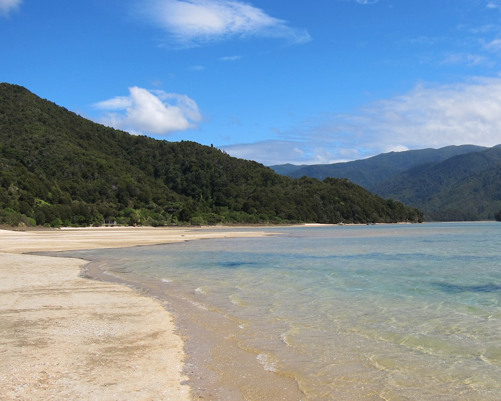 Awaroa Inlet, Abel Tasman National Park, New Zealand