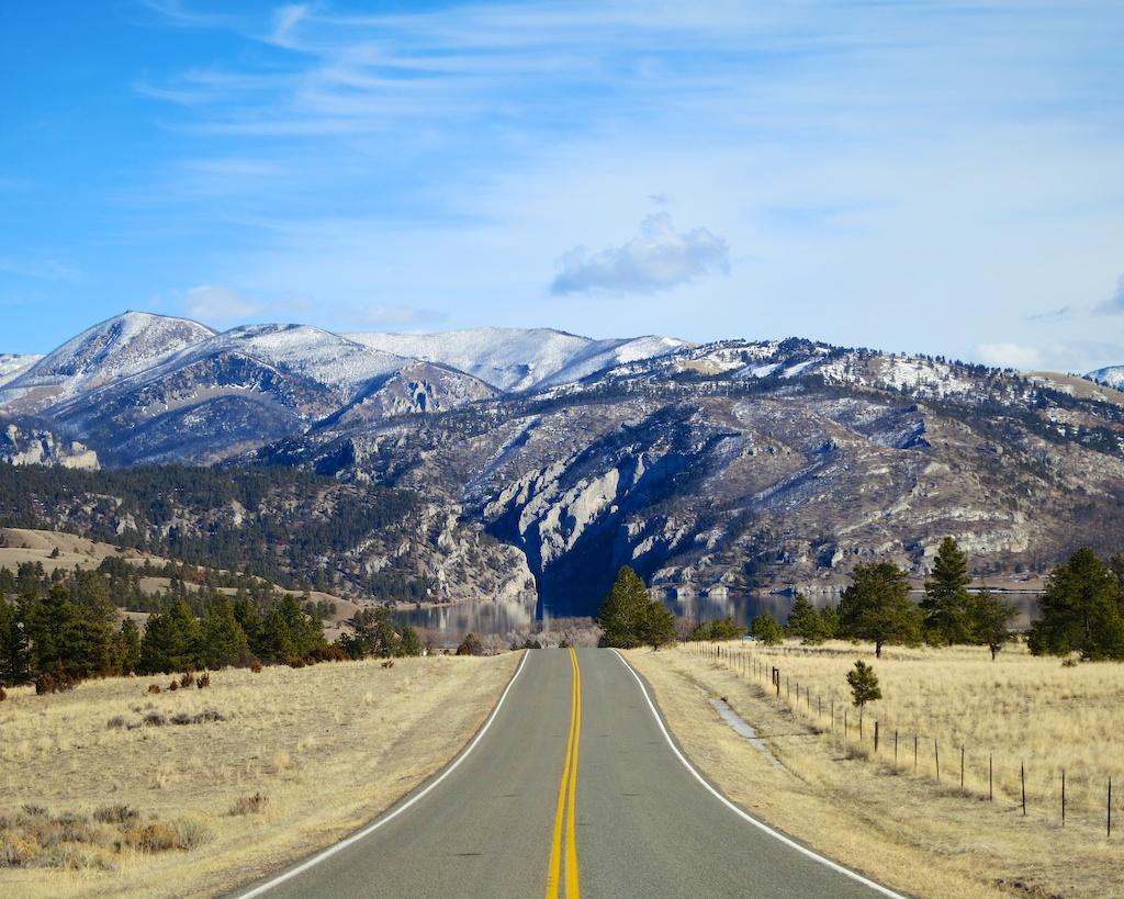 Gates of the Mountains Near Helena, Montana