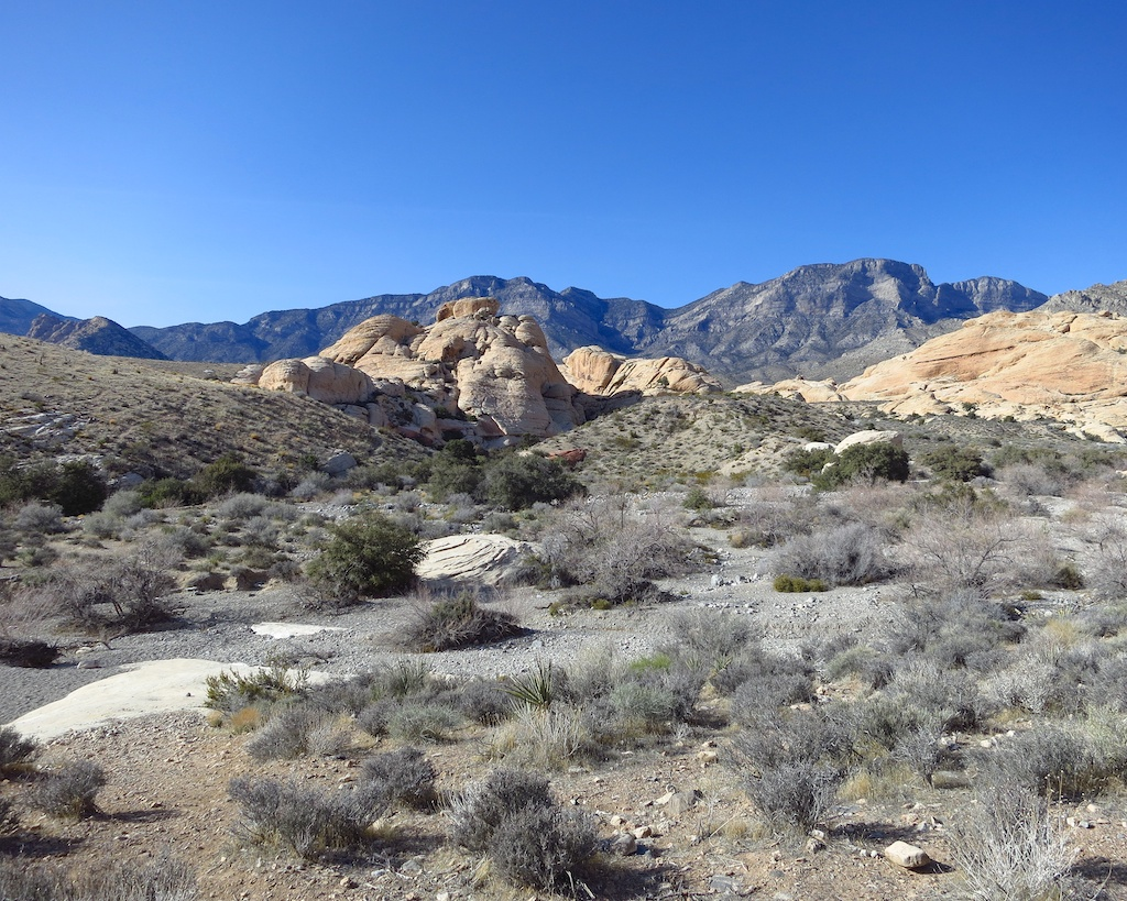 Red Rock Canyon, Just Outside of Las Vegas, Nevada