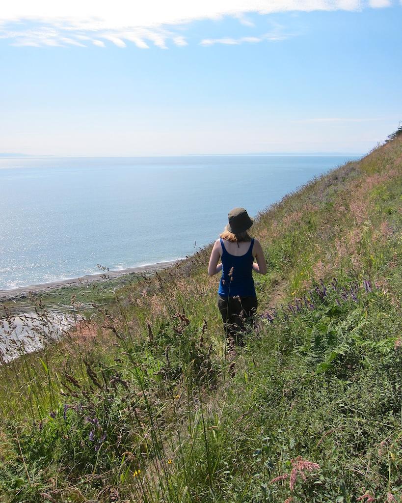 Ebey's Landing Hike