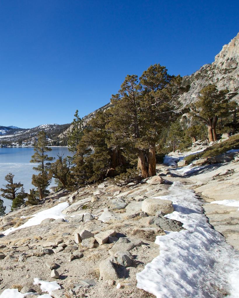 Into the Desolation Wilderness: Tamarack Lake Hike