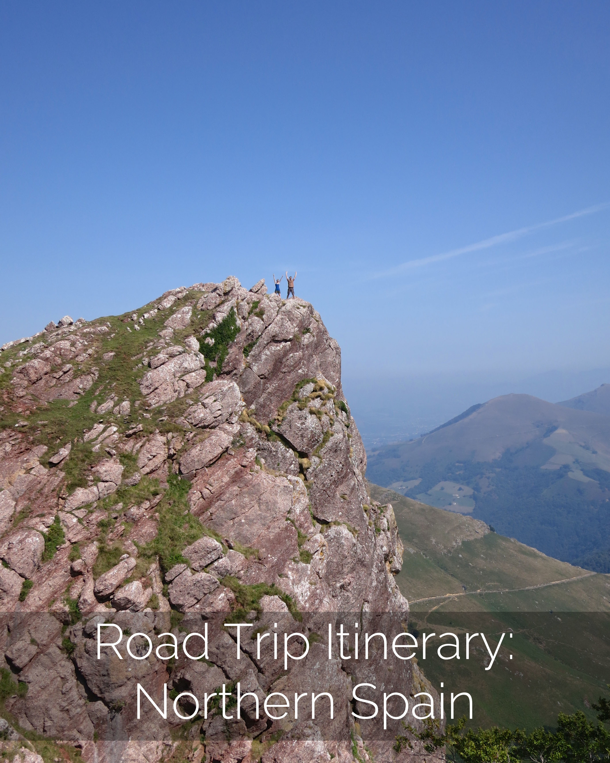 Travel Itinerary: Two Weeks in Northern Spain
