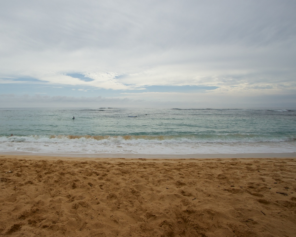 Poi'pu Beach