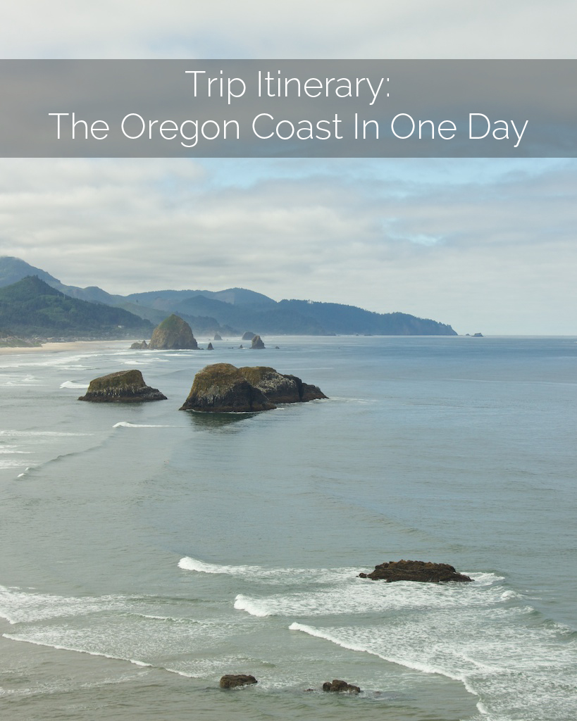 The Oregon Coast In One Day