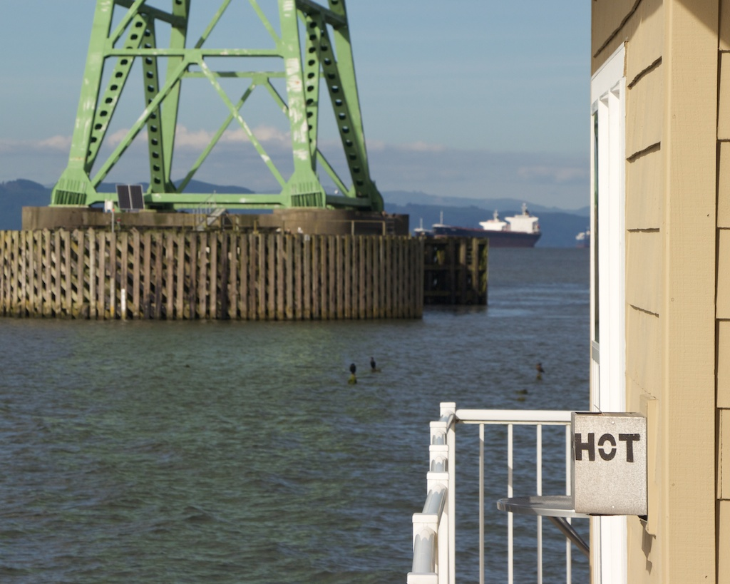 Cannery Pier Hotel, Astoria, Oregon Photo by Fugue Photo