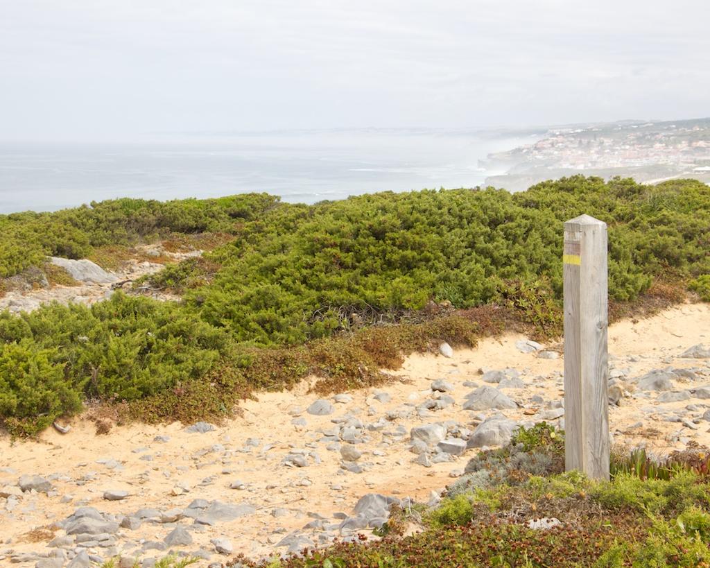 Trails Around Praia Grande Portugal