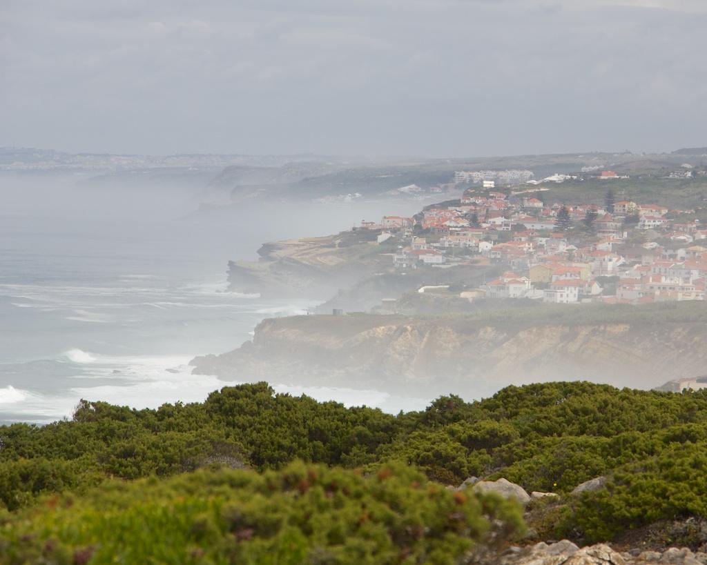 Cliffs Around Praia Grande Portugal Photo By Fugue Photo