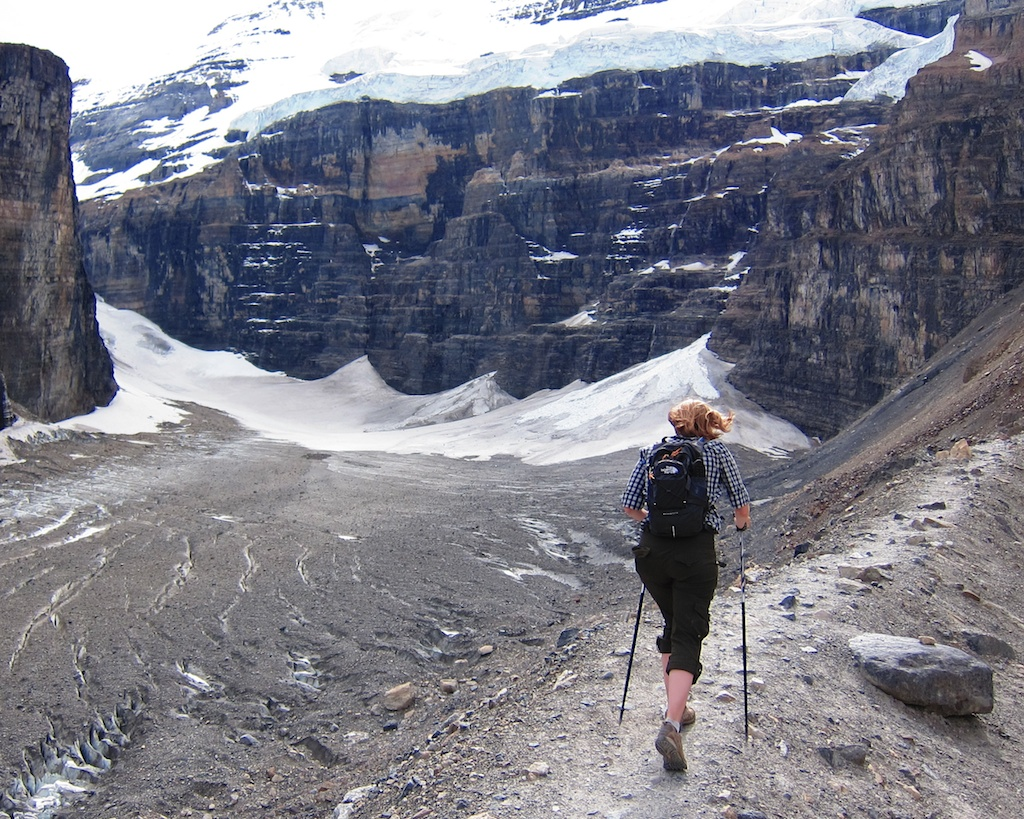 Hiking in Banff National Park