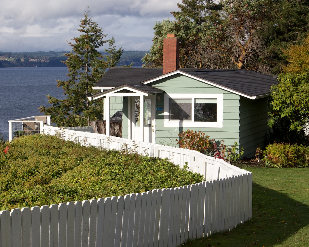 Chevy Chase Beach Cabins Port Townsend