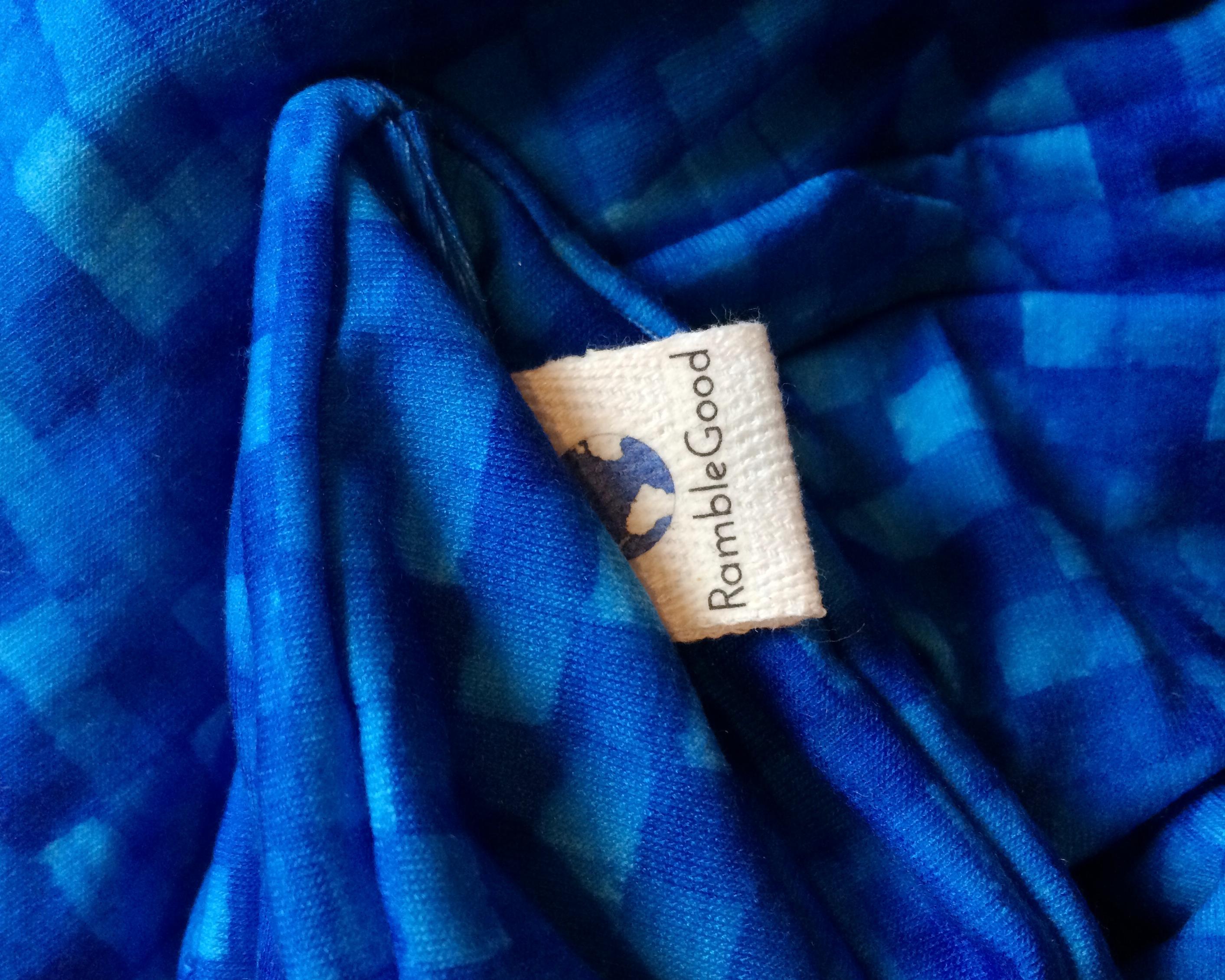 A ramblegood infinity scarf