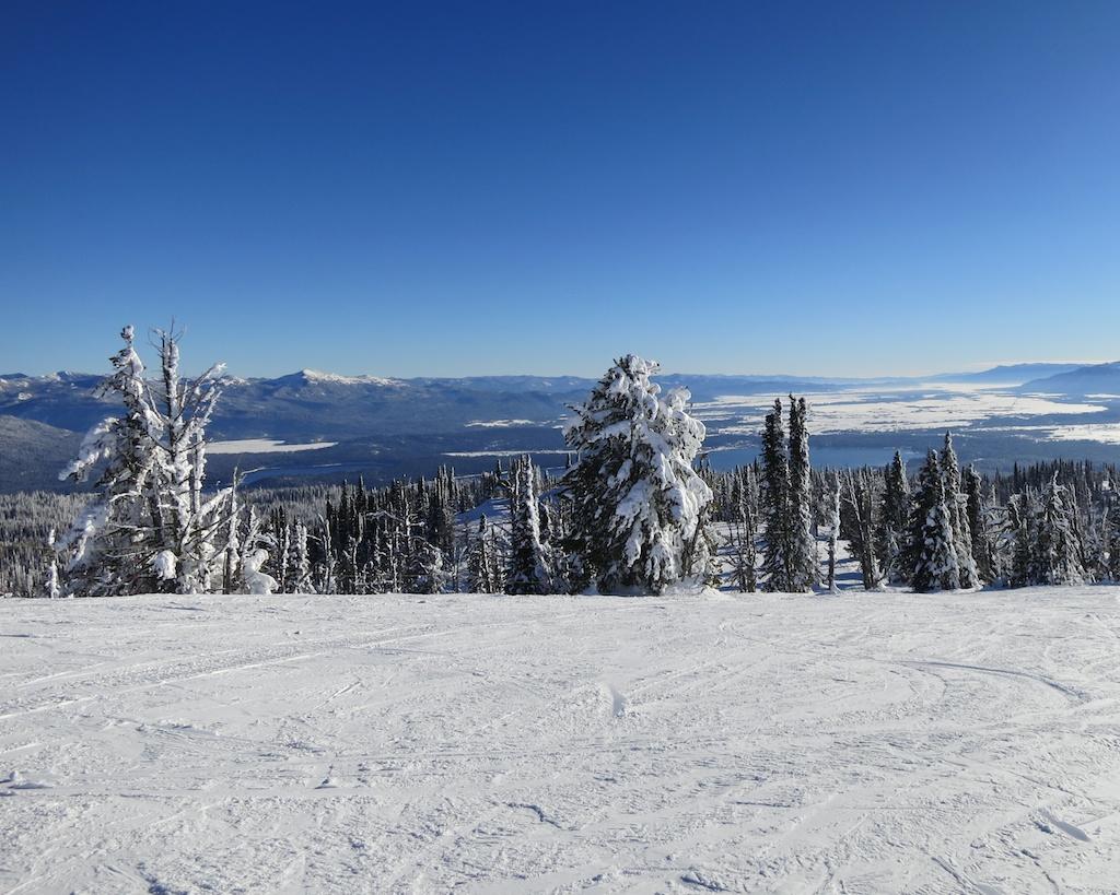 Ski at Brundage Mountain Resort