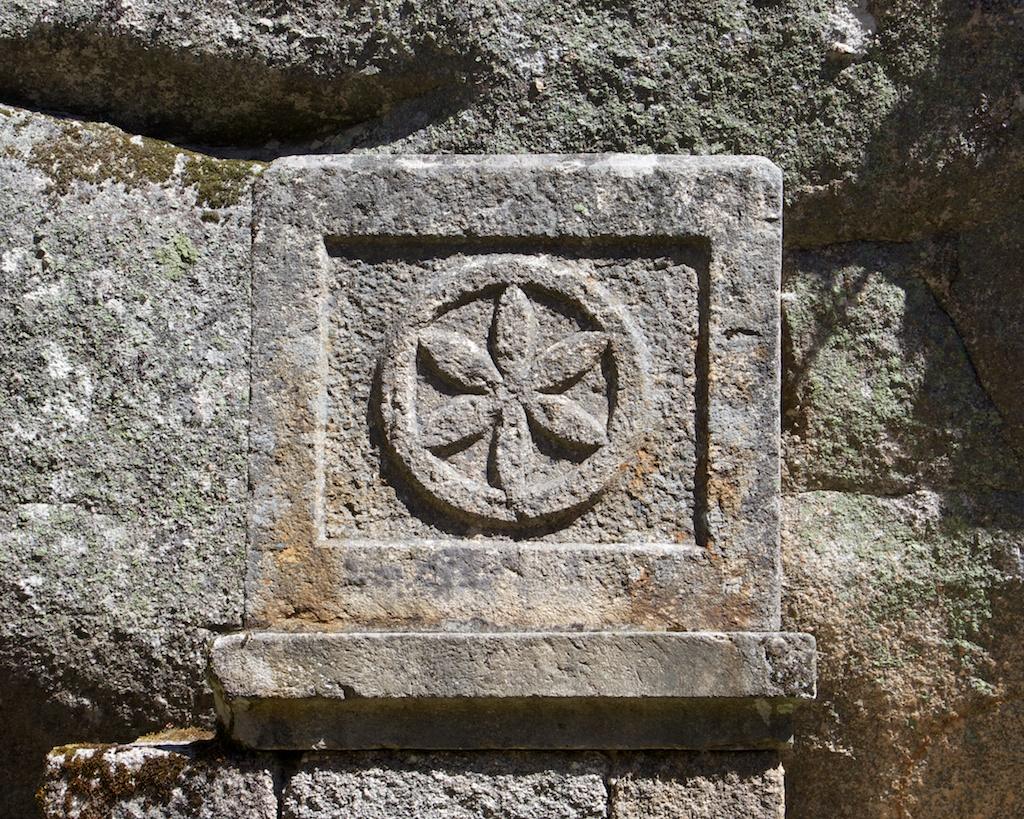 Santuario da Senhora Do Numão in Parque Nacional Penada - Gerês