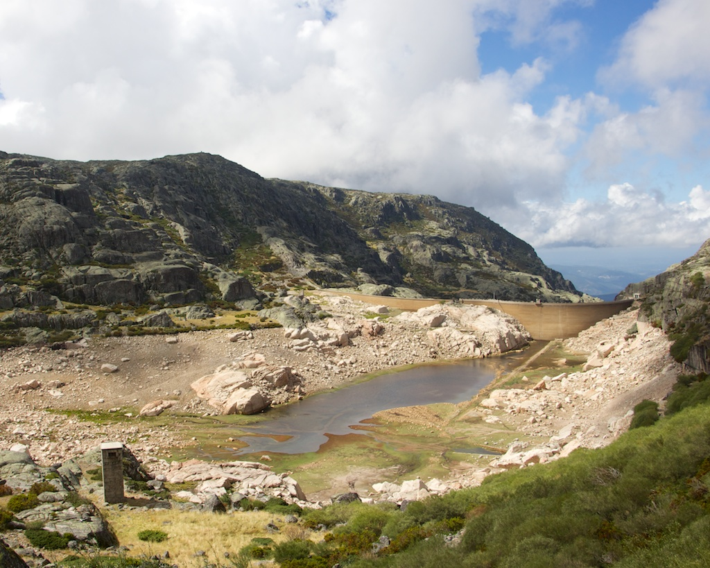 Covão do Boerio & Covão do Meio in Serra da Estrela Natural Park