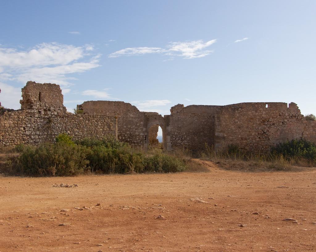 Forte de Almádena in Southwest Alentejo and Vincentine Coast Natural Park