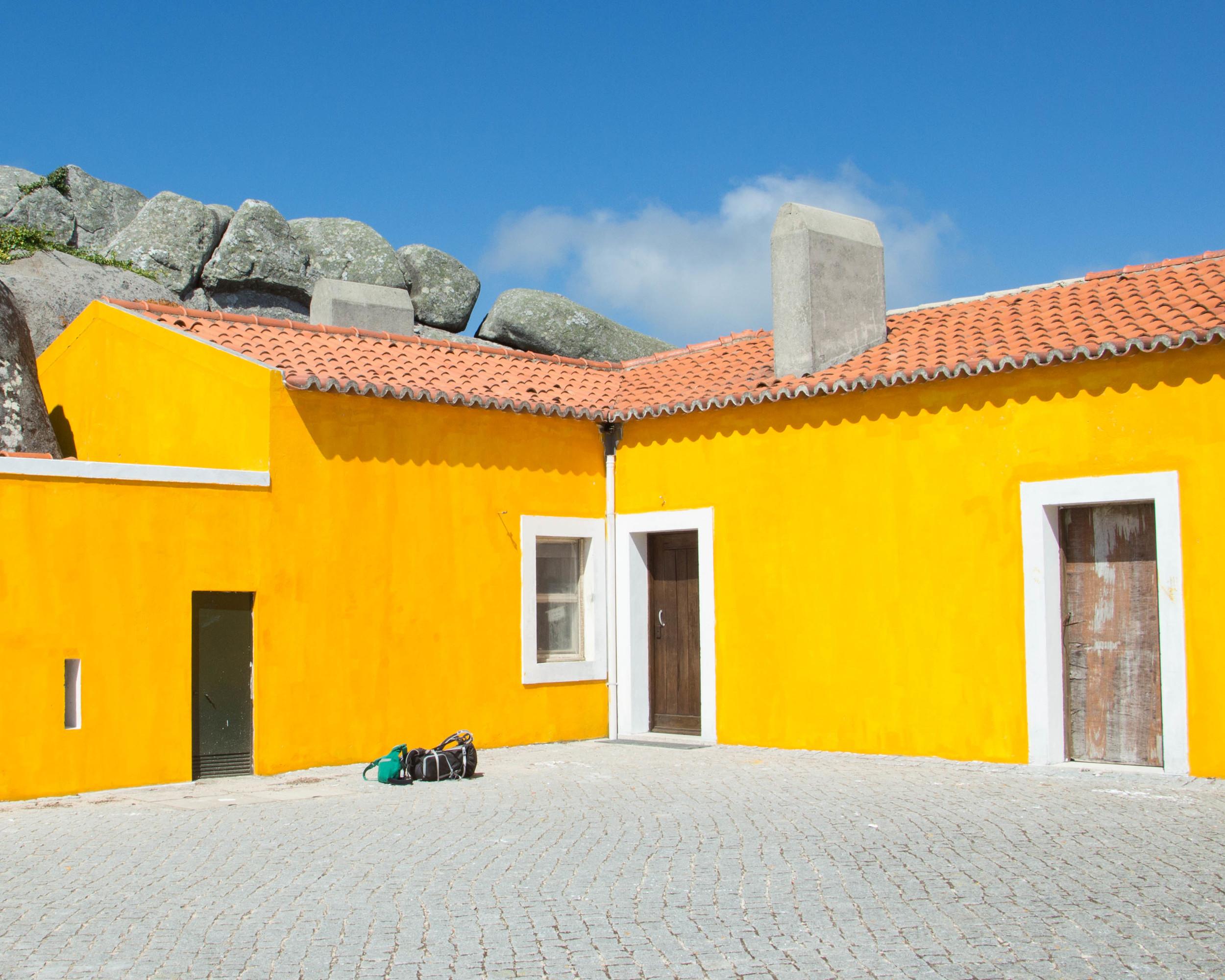 Santuario da Peninha, Sintra-Cascais, Portugal