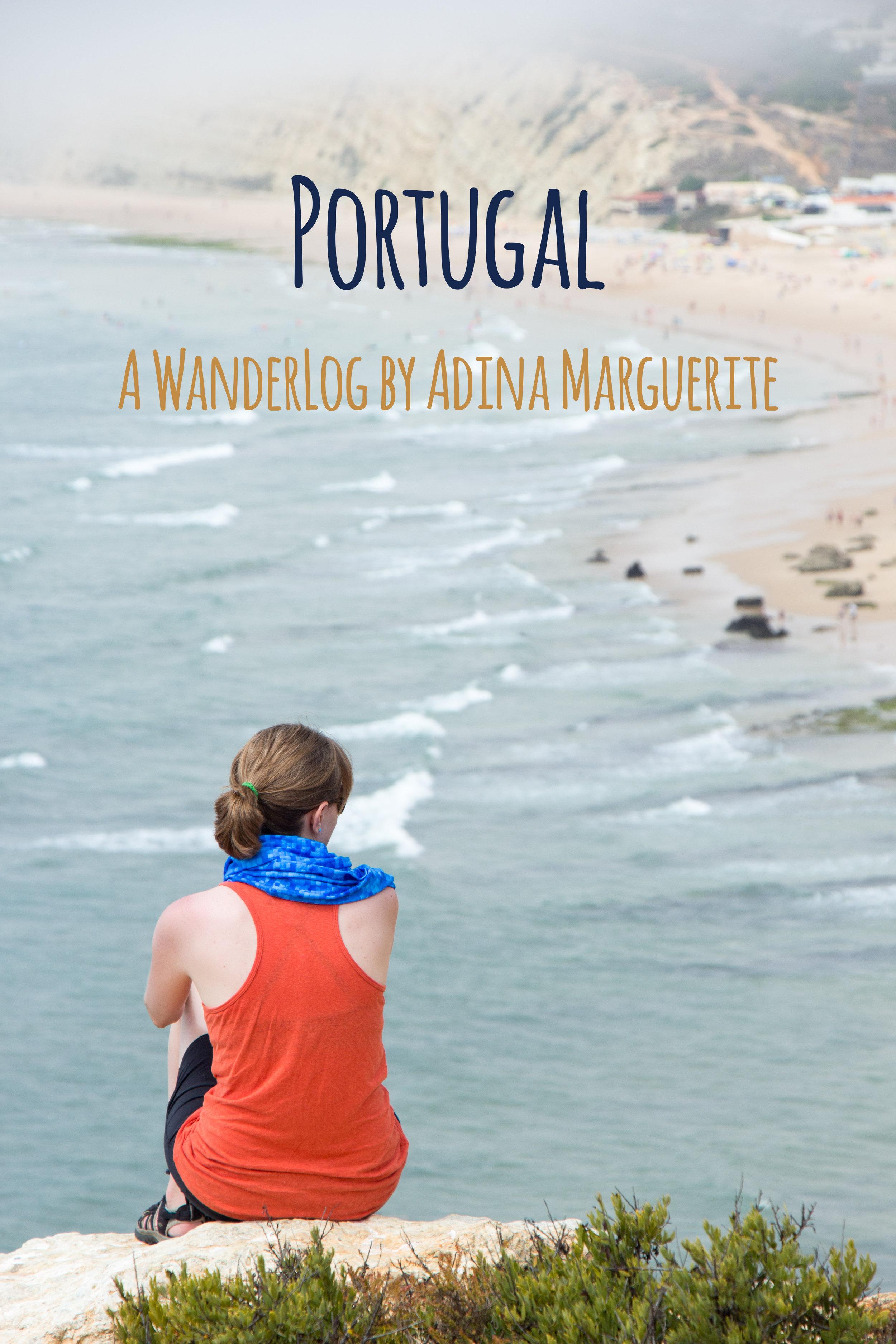 Wander Log: Portugal by Adina Marguerite