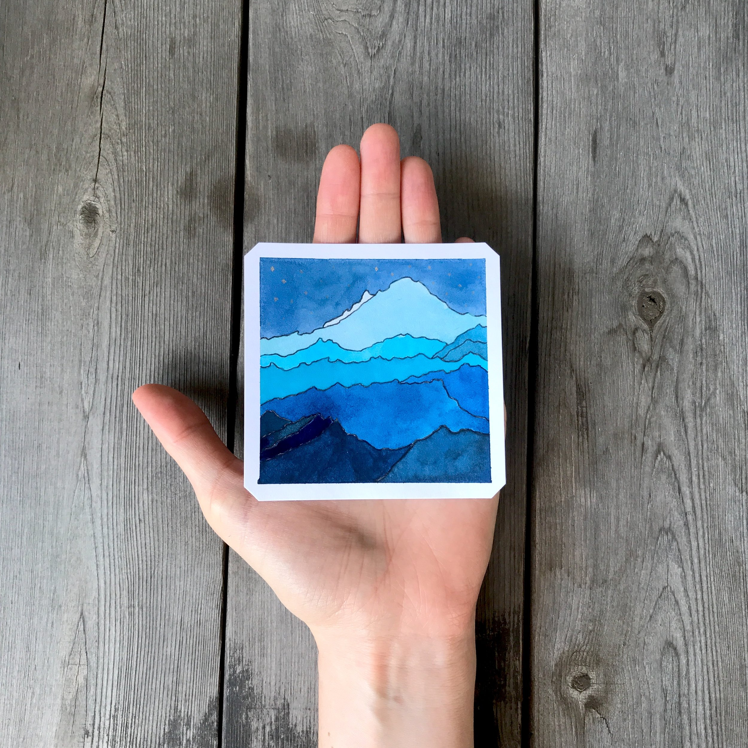 Mount Baker (Sold)