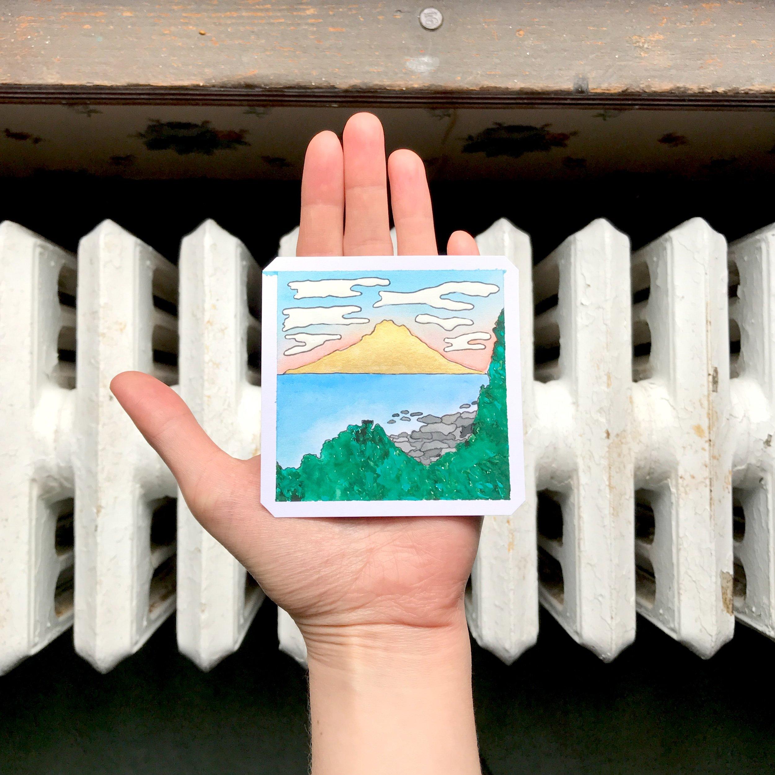 Rangitoto View (Sold)