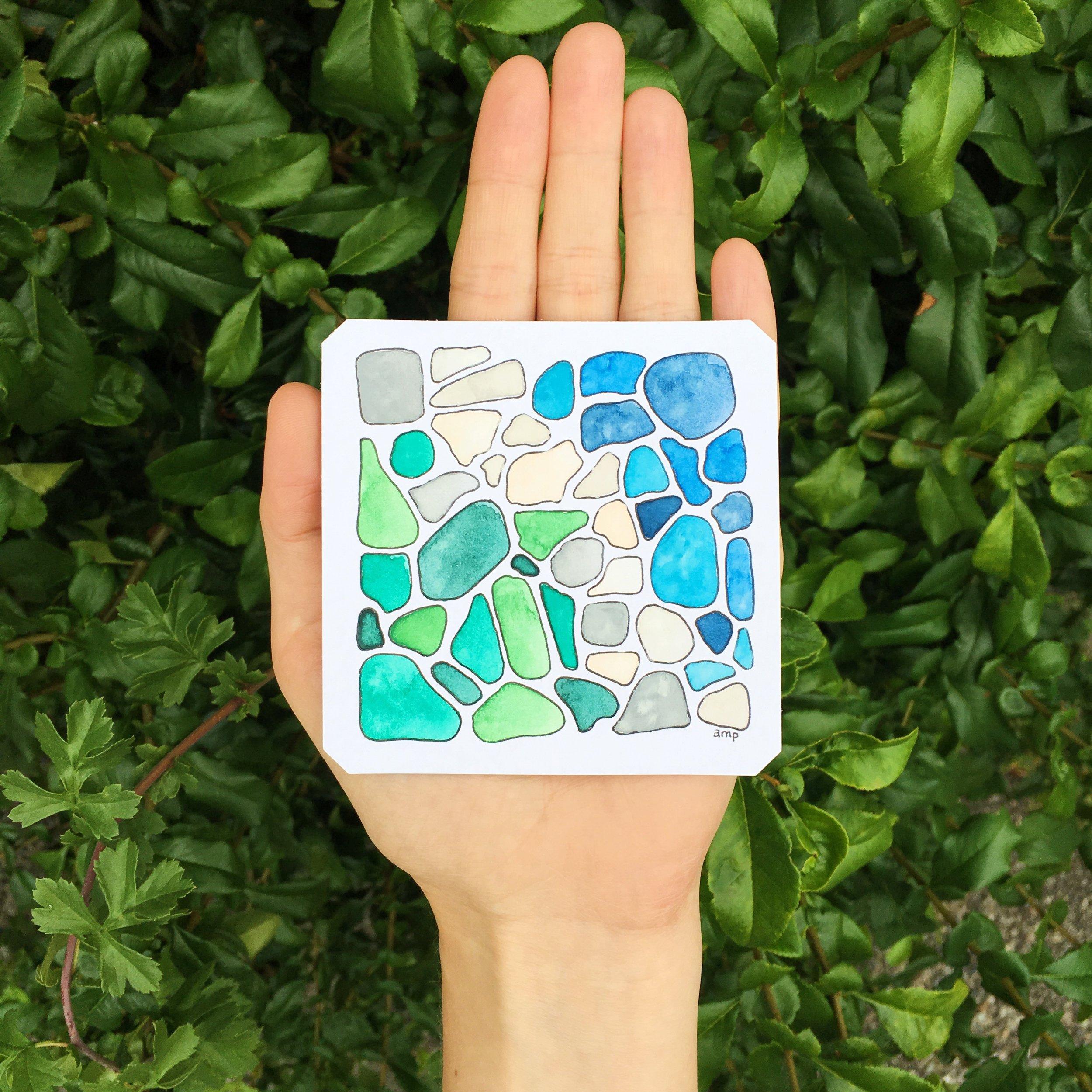 Sea Glass (Sold)