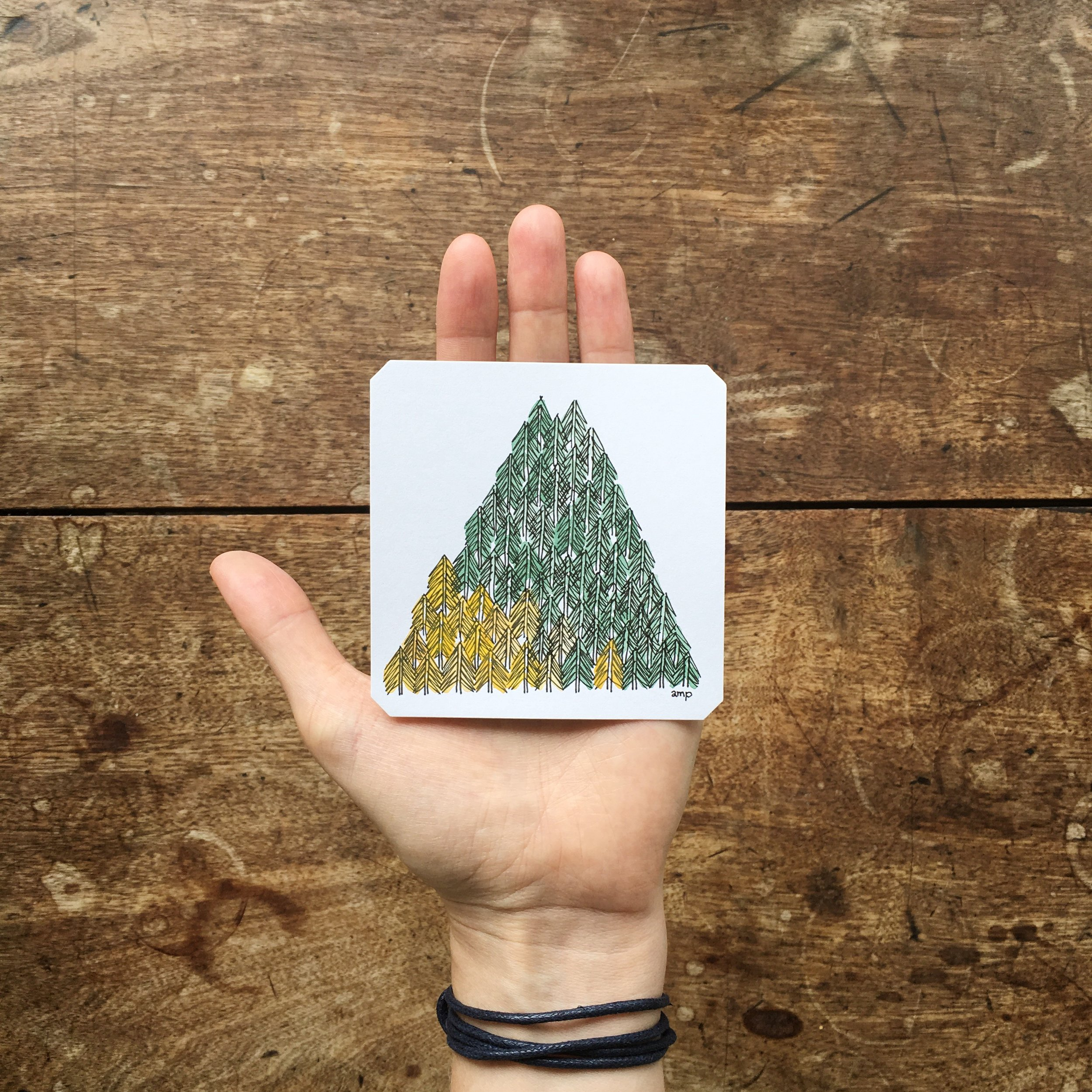 Tree Pyramid (Sold)