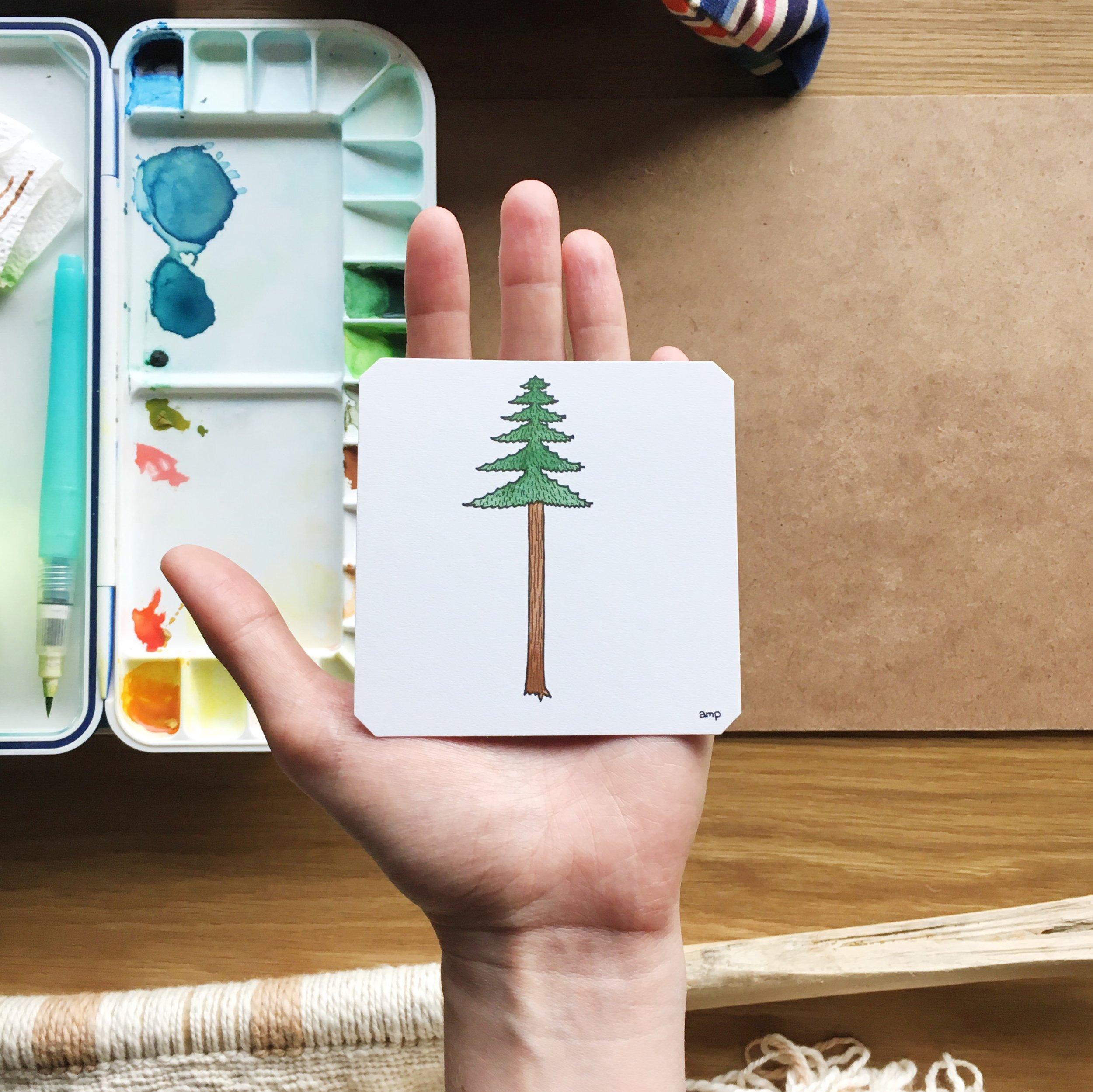 Redwood (Sold)
