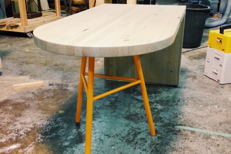 Custom Table - Agro Cafe