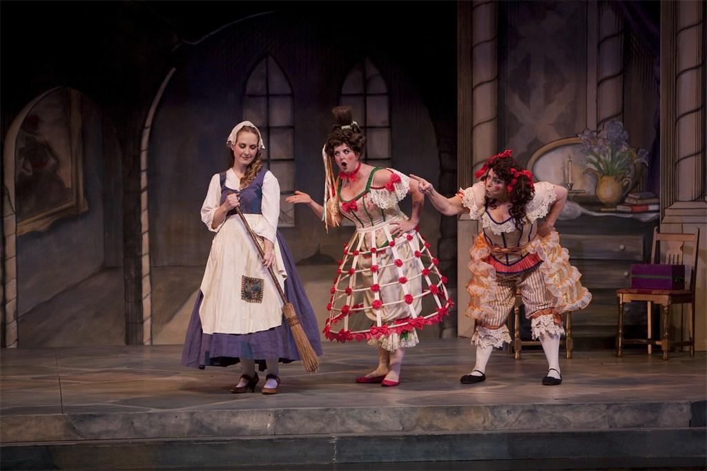 Cenerentola at Fargo-Moorhead Opera