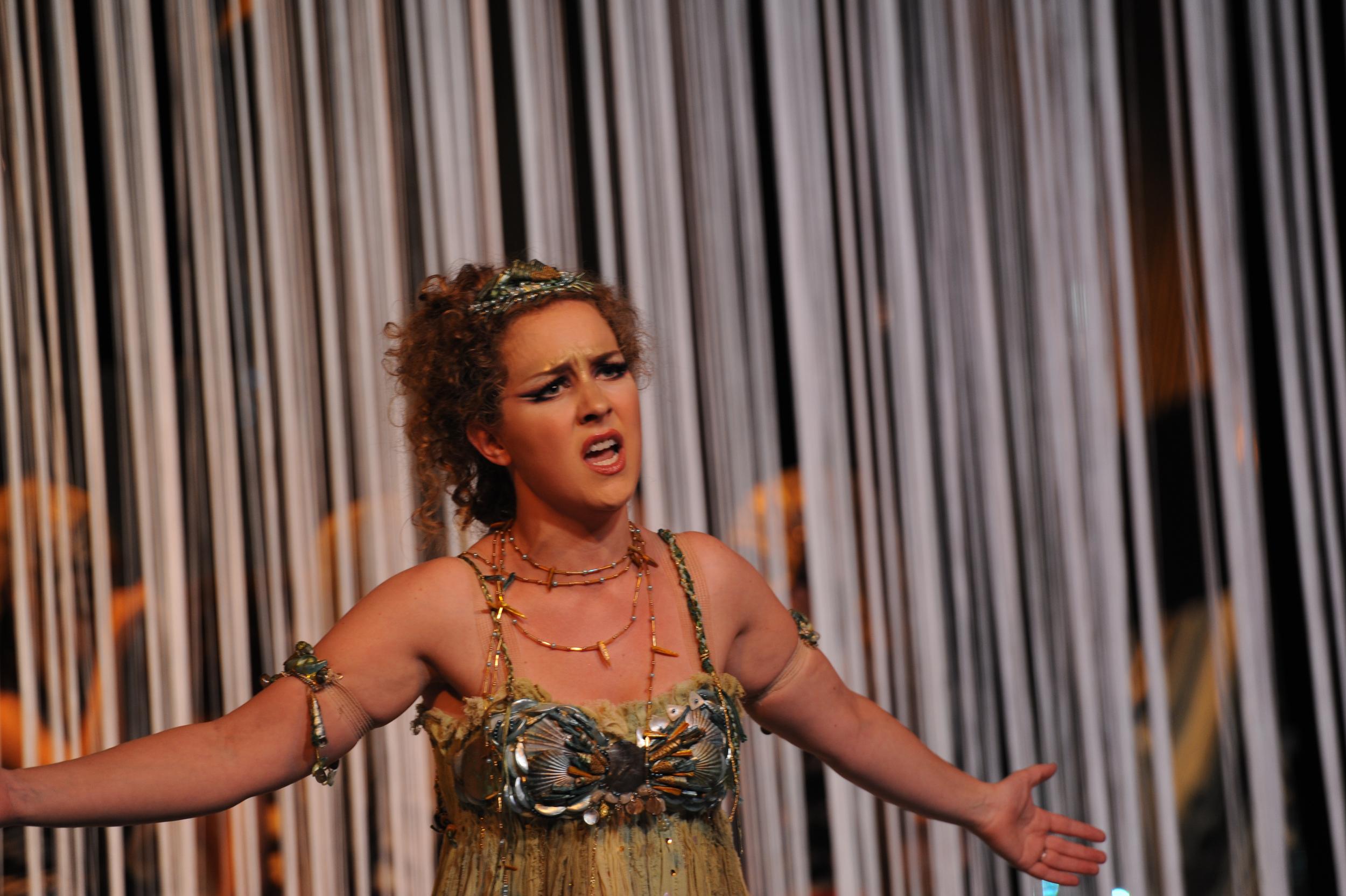Second Woman (Dido & Aeneas) at the Macau International Music Festival