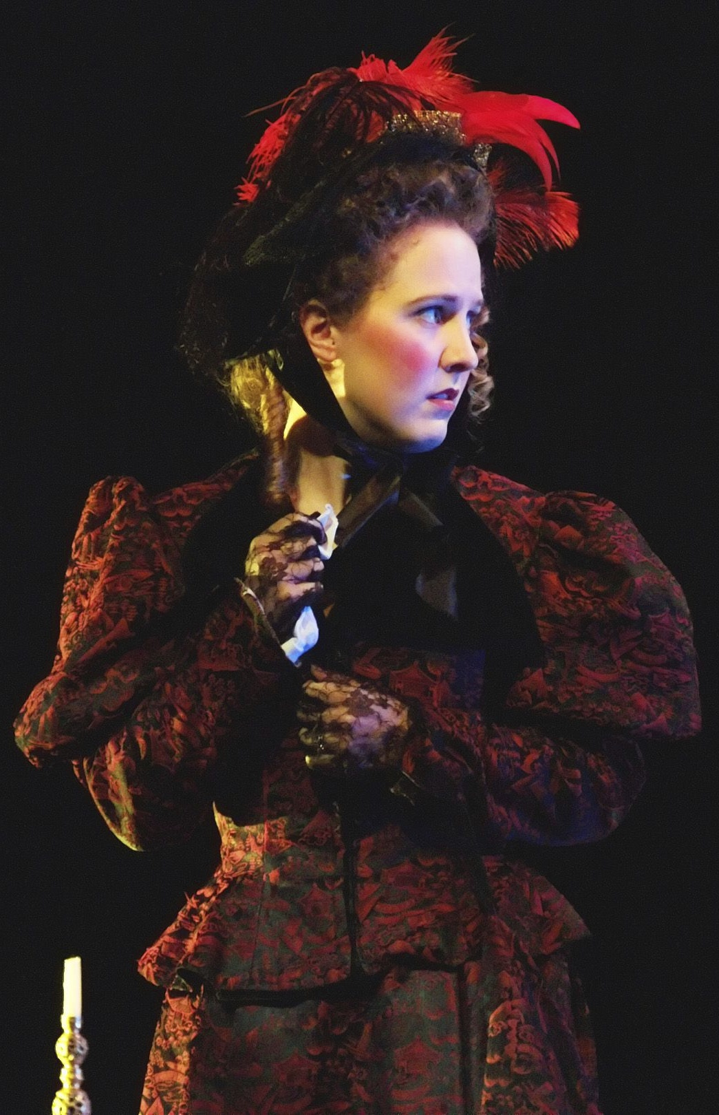 Kate Pinkerton (Madama Butterfly) at the University of North Texas