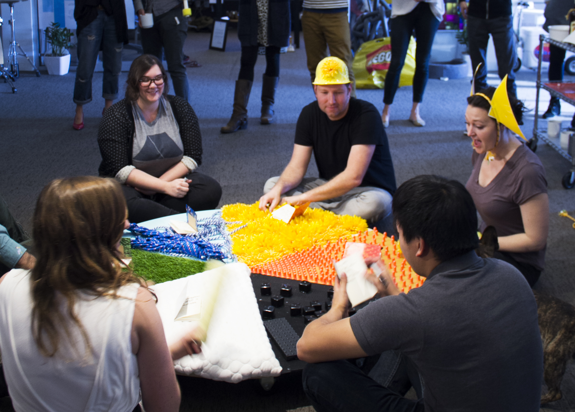 Sparking Creativity in Office Environments